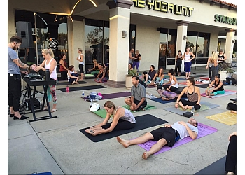 Pomona yoga studio The Yoga Unit