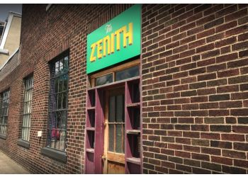 Pittsburgh vegetarian restaurant The Zenith