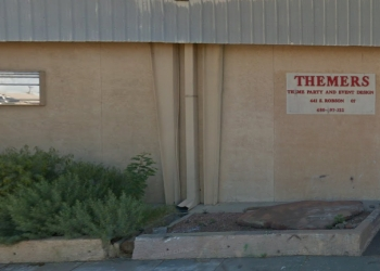 Mesa event management company Themers Warehouse