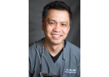 Hartford cosmetic dentist Theodore K. Wu, DMD, MAGD