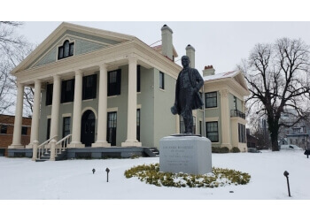 Buffalo landmark Theodore Roosevelt Inaugural National Historic Site