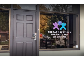 Seattle occupational therapist Therapy Services for Children