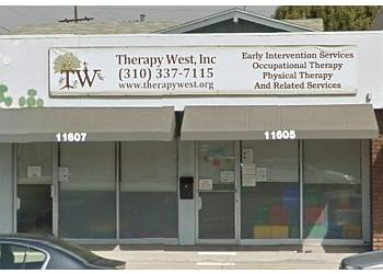 Los Angeles occupational therapist Therapy West Inc. & pLAy Studio