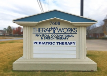 Tulsa occupational therapist TherapyWorks