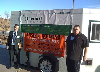 Westminster pest control company Thermal Clean