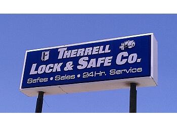 Waco locksmith Therrell Lock & Safe Co.
