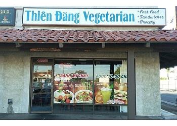 Garden Grove vegetarian restaurant Thien Dang Vegetarian