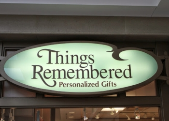 Fort Wayne gift shop Things Remembered