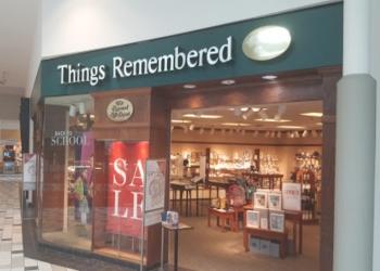 Spokane gift shop Things Remembered