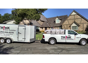 Waco roofing contractor Think Home Insulation