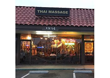 Costa Mesa massage therapy Thiptara Thai Massage & Spa