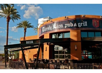 Tempe sports bar Thirsty Lion Gastropub & Grill
