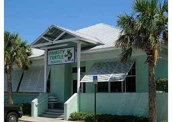 Port St Lucie american cuisine Thirsty Turtle