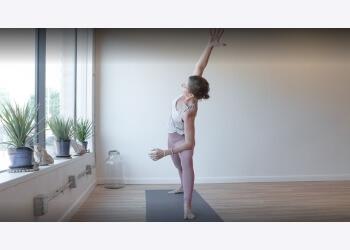 Oklahoma City yoga studio This Land Yoga