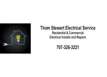 Santa Rosa electrician Thom Stewart Electrical Service
