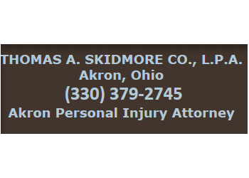 Akron medical malpractice lawyer Thomas A. Skidmore Co., L.P.A.