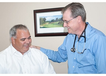Murfreesboro primary care physician Thomas Helton, MD