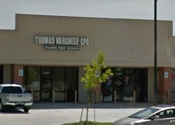 Oklahoma City accounting firm Thomas K. Varghese CPA