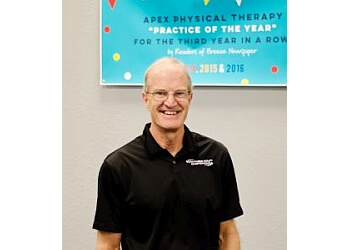 Cape Coral physical therapist Thomas Kallin, PT