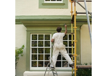 Chicago painter Thomas Painting Service