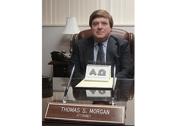 Midland criminal defense lawyer Thomas S. Morgan