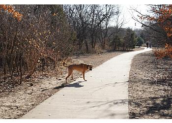Overland Park public park Thomas S. Stoll Memorial Park