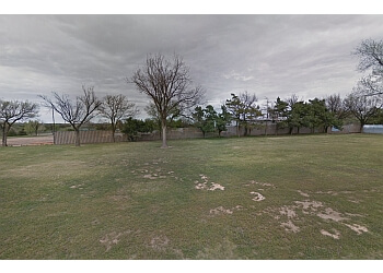 Amarillo public park Thompson Memorial Park