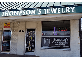 Kansas City jewelry Thompson's Custom Jewelry & Repair