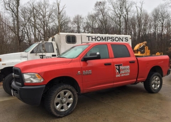 Clarksville tree service Thompsons Tree Service
