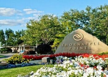 Grand Rapids golf course Thornapple Pointe