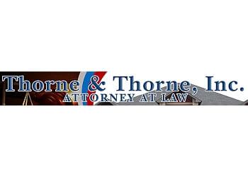 Grand Prairie criminal defense lawyer Thorne & Thorne, Inc