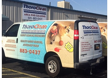 Albuquerque carpet cleaner ThoroClean