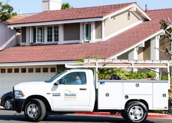 San Diego pest control company Thrasher Termite & Pest Control Inc.