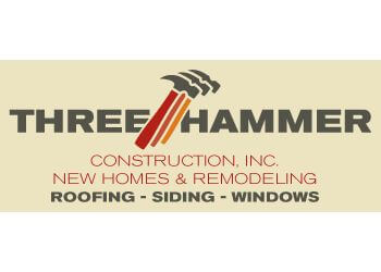 Rockford home builder THREE HAMMER CONSTRUCTION, INC.