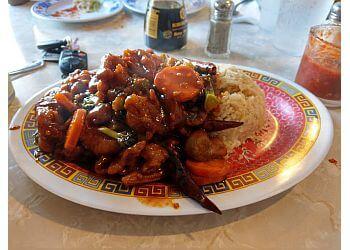 Omaha chinese restaurant Three Happiness Express