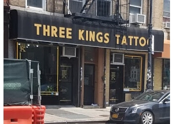 New York tattoo shop Three Kings Tattoo