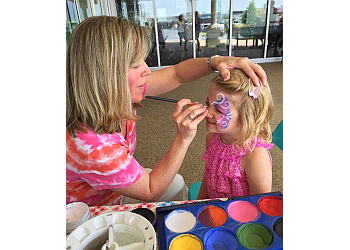 Virginia Beach face painting Threes A Charm Face Painting