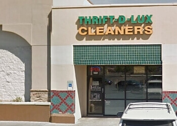 Henderson dry cleaner Thrift-D-Lux Cleaners