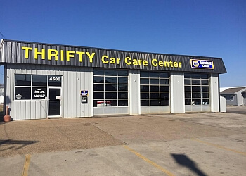 Evansville car repair shop Thrifty Car Care Center