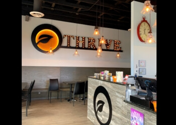 Rockford juice bar Thrive Cafe