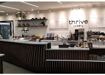 Ann Arbor juice bar Thrive Juicery