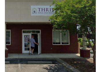 Chattanooga yoga studio Thrive Yoga and Wellness