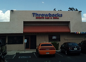 Throwbacks Sports Bar and Grill