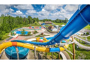 Syracuse amusement park Thunder Island