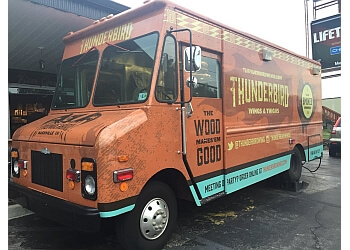 Nashville food truck Thunderbird