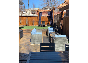 Denver landscaping company Thunderbird Design
