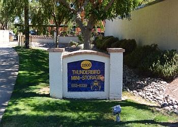 Peoria storage unit Thunderbird Mini Storage