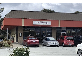 Sunnyvale mexican restaurant Tia Juana Mexican Grill