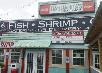 Tia Juanita S Fish Camp