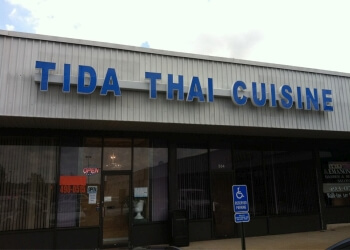 Virginia Beach thai restaurant Tida Thai Cuisine